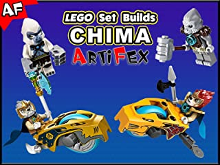 Clip: Lego Set Builds Chima - Artifex