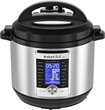 Instant Pot Ultra 10-in-1 Electric Pressure Cooker, Slow Cooker, Rice Cooker, Steamer,..
