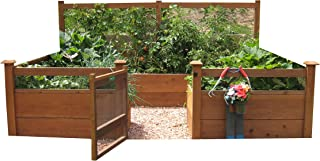 Just Add Lumber Vegetable Garden Kit - 8'x12' Deluxe