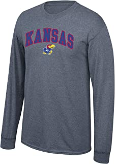NCAA Long Sleeve Shirt Dark Heather Arch