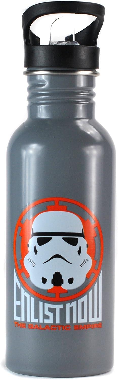 Star Wars - Stormtrooper Icon (Bottiglia) Half Moon Merchandising Ufficiale