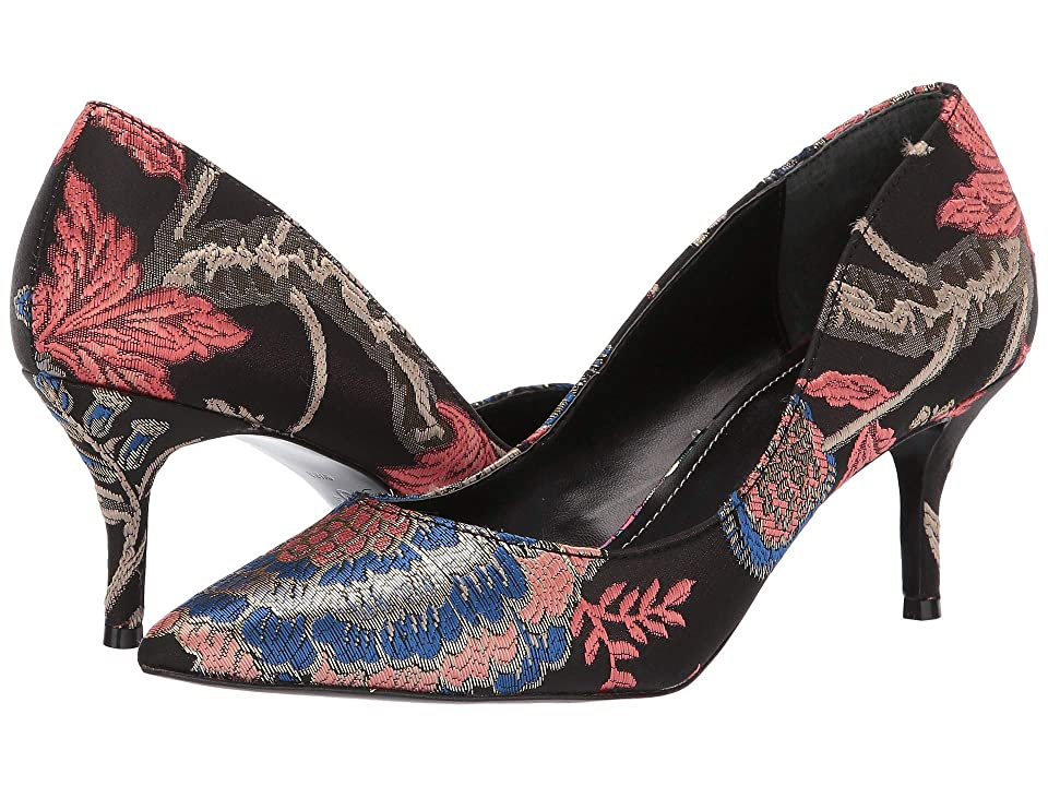 Charles by Charles David Addie (Black Floral) Women