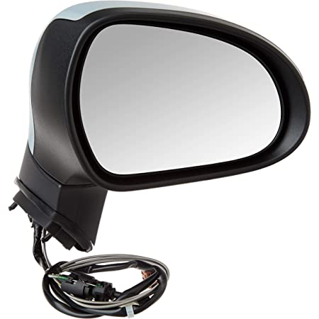 1 Außenspiegel VAN WEZEL 4029807 HAGUS passend für PEUGEOT