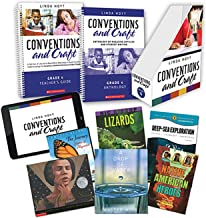 Conventions and Craft, Grade 4: A Full Year of Literature-Based Micro-Workshops to Build Essential Understandings for Grammar, Sentence Structure & Word Study