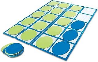 Learning Resources Ten-Frame Floor Mat Activity Set, 22 Pieces