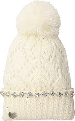 Betsey Johnson - On the Rocks Cuff Hat
