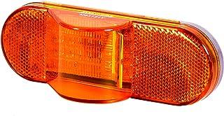"Maxxima M63121Y 28 LED Amber 6"" Oval Super Bright Side Turn/Side Marker Light"