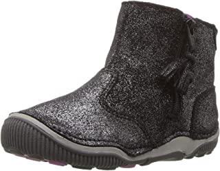 Stride Rite Kids Zoe Toddler Girl's Lightweight Leather Boot Ankle
