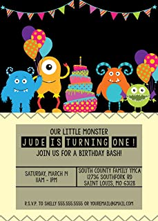 Best free personalized cookie monster invitations Reviews