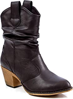 Best cheap ladies cowgirl boots Reviews