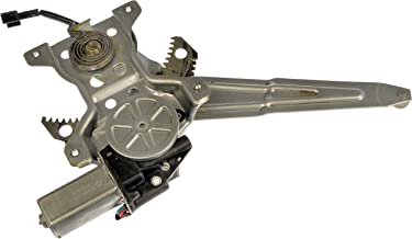 Dorman 741-804 Rear Passenger Side Power Window Regulator and Motor Assembly for Select Toyota Models