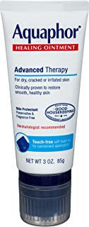 Aquaphor Healing Ointment Advanced Therapy Skin Protectant 3 Ounce