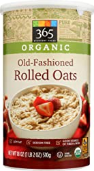 365 Everyday Value Old-Fashioned Rolled Oats, 18 Oz