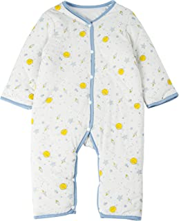 Unisex Baby Romper Planet Star and Flowers Winter Coveralls