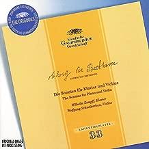 beethoven sonata piano violin