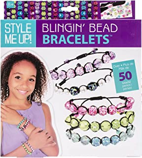 Style Me Up! Blingin' Bead Bracelets