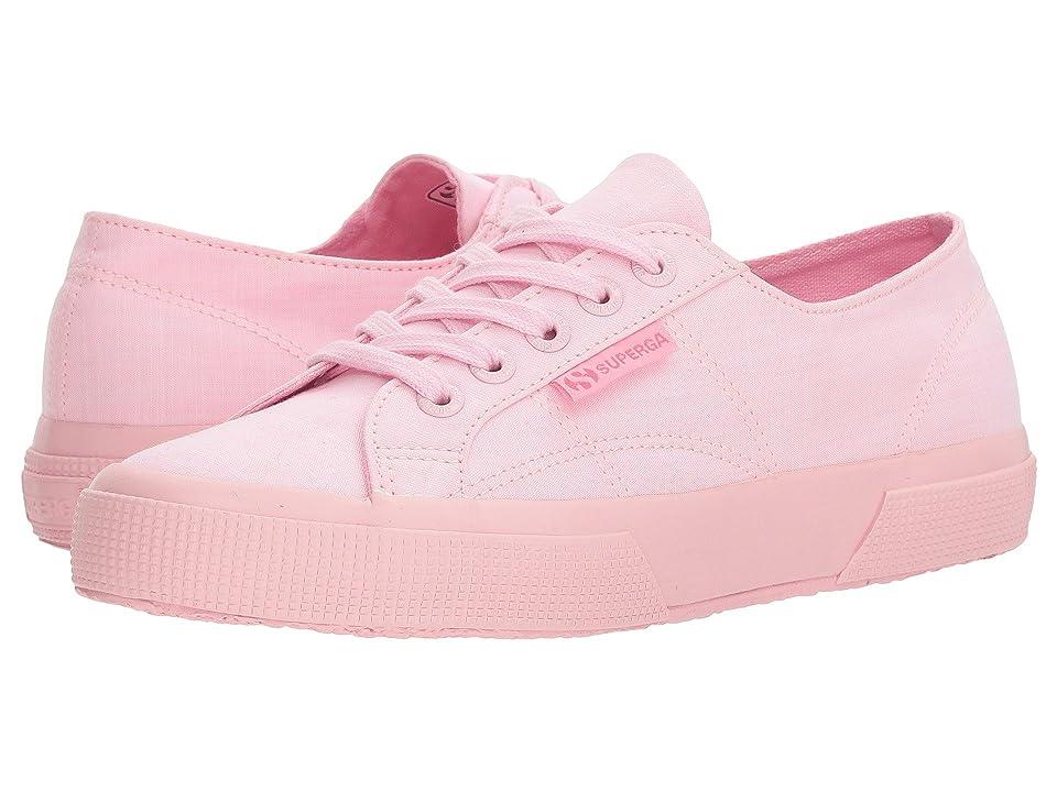 Superga 2750 Cottonmelangeu Sneaker (Pink) Women