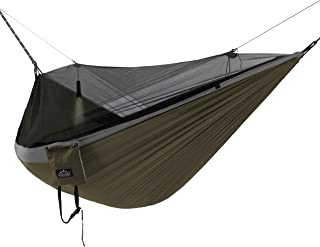 Everest Double Camping Hammock with Mosquito Net | Bug-Free Camping, Backpacking & Survival Outdoor Hammock Tent | Reversi...
