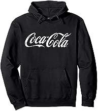 Coca Cola Script Logo Pullover Hoodie