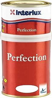 Interlux YHB000KIT/QT Perfection Topside Finish (Snow White, Quart), 32. Fluid_Ounces