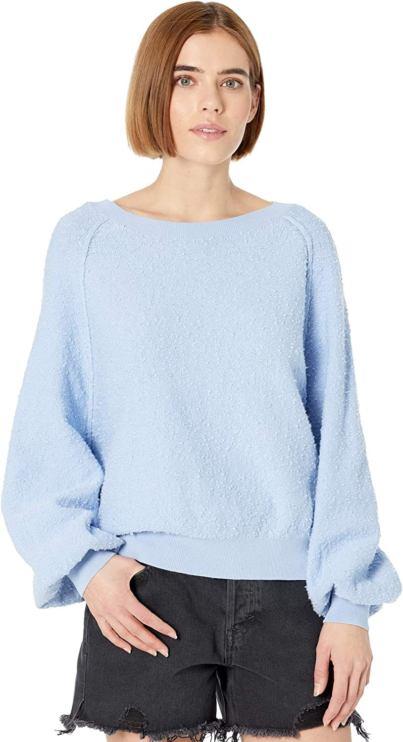 Free People Women's Found My Friend Pullover Sweater