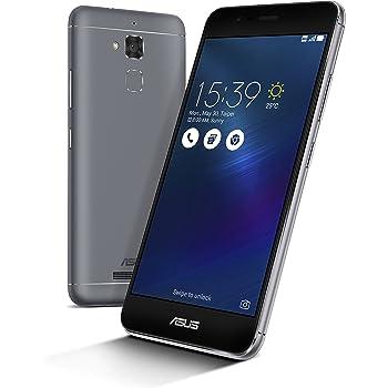 ASUS ZenFone 3 Max ZC520TL-4H015WW 32GB 4G Gris: Amazon.es ...