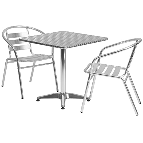 Strange Outdoor Restaurant Table And Chair Amazon Com Cjindustries Chair Design For Home Cjindustriesco