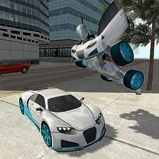 flying car games transformers
