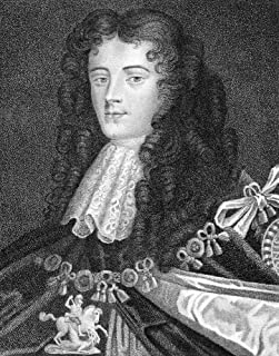 James Scott (1649-1685) Nduke Of Monmouth Aquatint 18Th Century After A Painting By Sir Peter Lely Poster Print by (24 x 36)