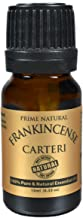 Frankincense Essential Oil Boswellia Carterii 10ml - Natural Pure Undiluted Therapeutic Grade for Aromatherapy Scents Diffuser Relaxation Stress Anxiety Relief Pain Inflammation Anti Aging Acne
