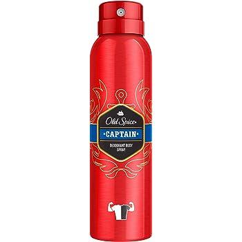 Old Spice Captain Spray Corporal, Desodorante para Hombres ,150 ml ...