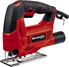 Einhell 4321135 Sierra de Calar Electronica TC-JS 60/1 Potencia 400 w, 240 V, Rojo