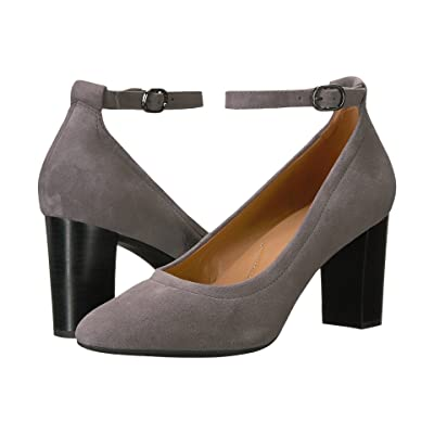 Clarks Chryssa Jana (Grey Suede) High Heels