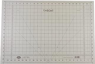 QuiltCut Self Healing Rotary Cutting Mat - 18