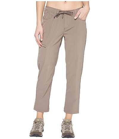 Toad&Co Jetlite Crop Pants (Falcon Brown) Women