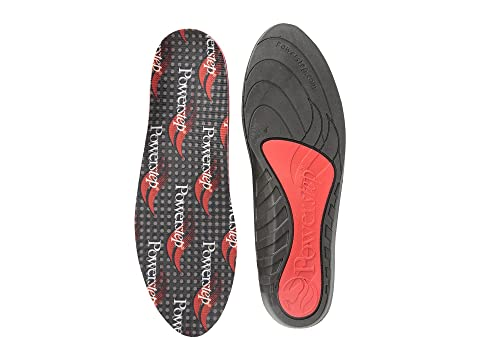 Powerstep ComfortLast Full Length Maximum Cushioning Insoles Arch Supports (Men 9-10.5 / Women 11-12.5