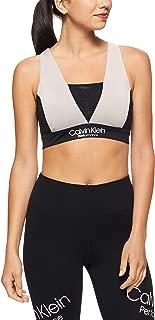 Calvin Klein Women's Colourblock Sports Bra