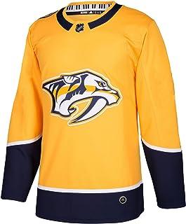 adidas Nashville Predators NHL Men s Climalite Authentic Team Hockey Jersey 4e450d90b