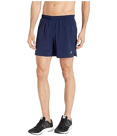 New Balance Impact Shorts 5 (Pigment) Men