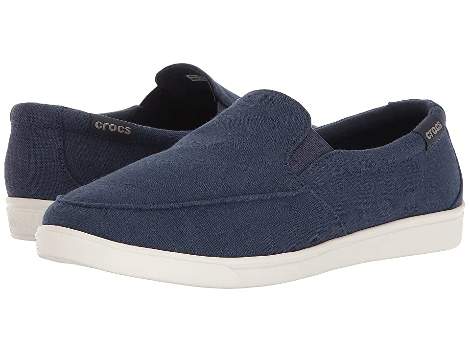 Crocs CitiLane Low Slip-On (Navy) Women