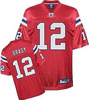 Reebok New England Patriots Tom Brady Youth Replica Alternate Jersey