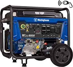 Best pulsar 3500 watt portable gasoline generator Reviews