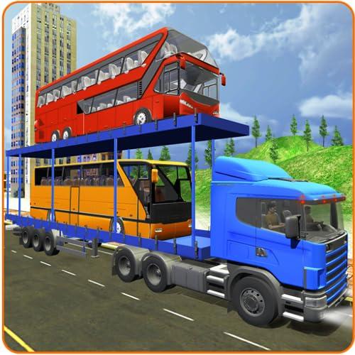 USA Bustransporter LKW Simulator 3D 2017