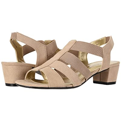 David Tate Delight (Taupe Nova Suede) Women