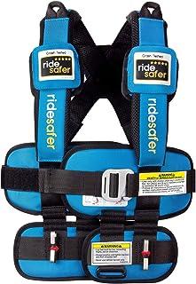 Safe Traffic System, Inc. Ride Safer Travel Vest Gen 5, X-Large, Blue