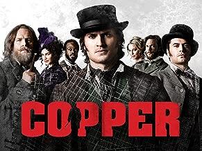 Copper, Season 2