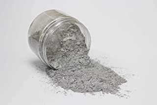 42g/1.5oz Liquid Metal Pearl Mica Powder Pigment (Epoxy,Resin,Soap,Plastidip) Black Diamond Pigments