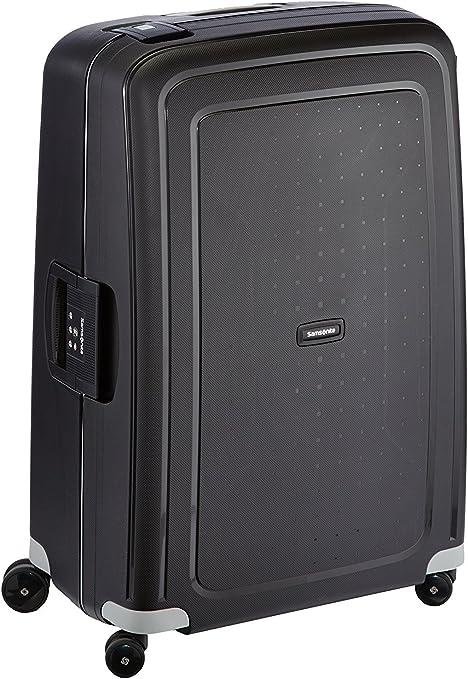 Imagen deSamsonite S'Cure Spinner - Maleta de equipaje, L (75 cm - 102 L), Negro (Black)