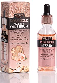 farsali rose gold elixir serum