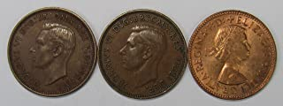 1952 uk coins